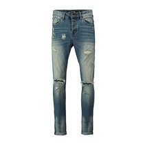 Tapered jeans