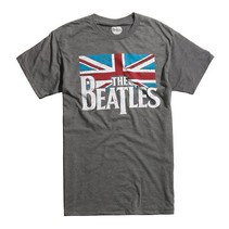 El logotipo Beatles Union Jack