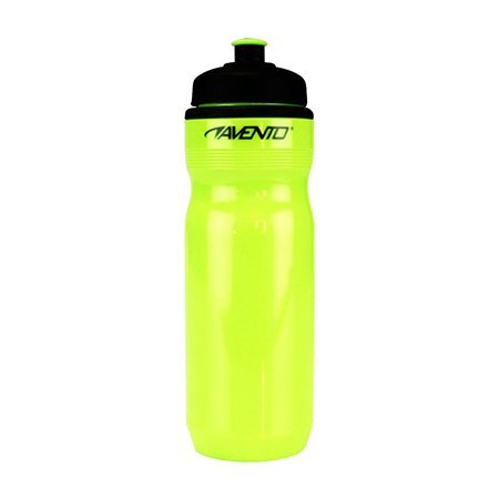 Asics Sport-Flasche 0,7 Liter Neon Gelb / Schwarz