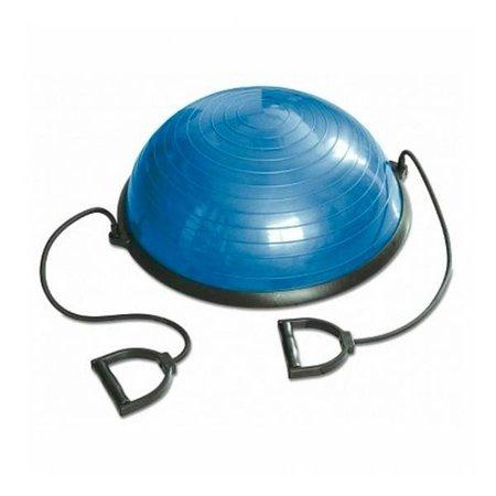 Aptonia bola de equilibrio con la mitad elástica