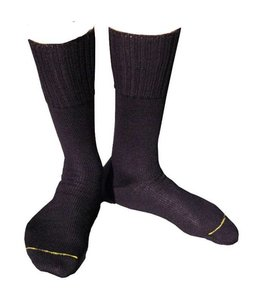 Militaire sokken Zwart Legersok