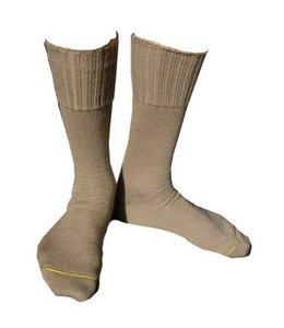 Militaire sokken zand/beige