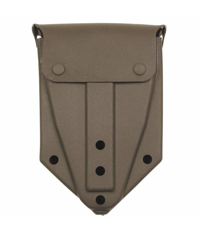 BW Opvouwbare Schep Cover, PVC, OD Groen