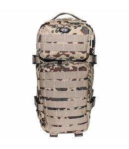 "Rugzak ""Assault I"" 30 liter, BW tropical camouflage"