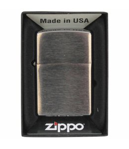 "Windproof aansteker, ""Zippo"", chrome brushed"