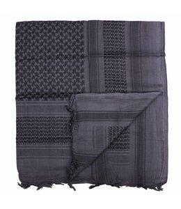 PLO arafat Sjaal Zwart-grijs