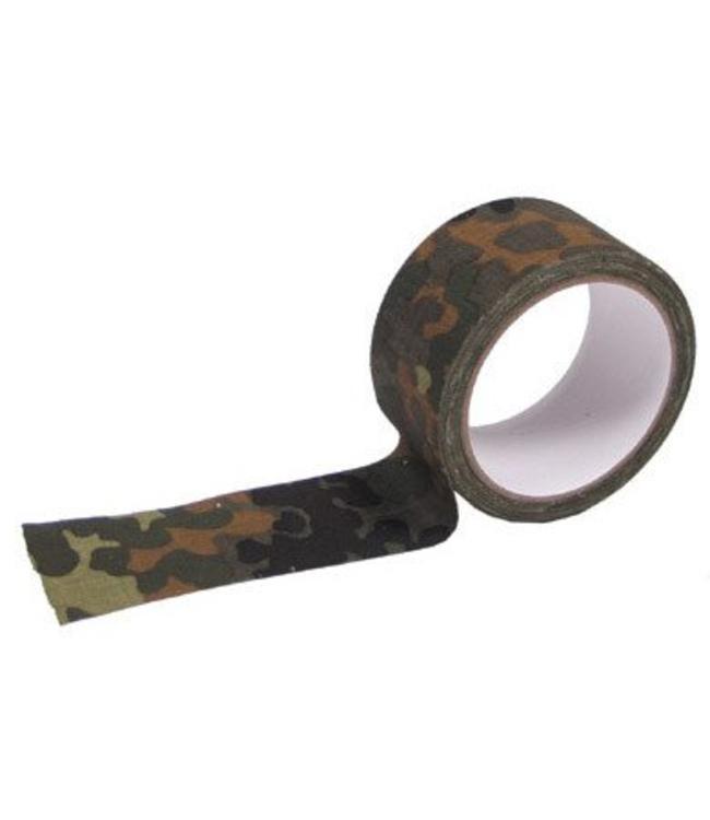 Fabric Tape, 5 cm x 10 m, BW camouflage