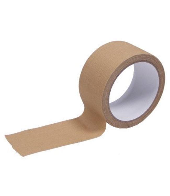 Fabric Tape, 5 cm x 10 m, khaki