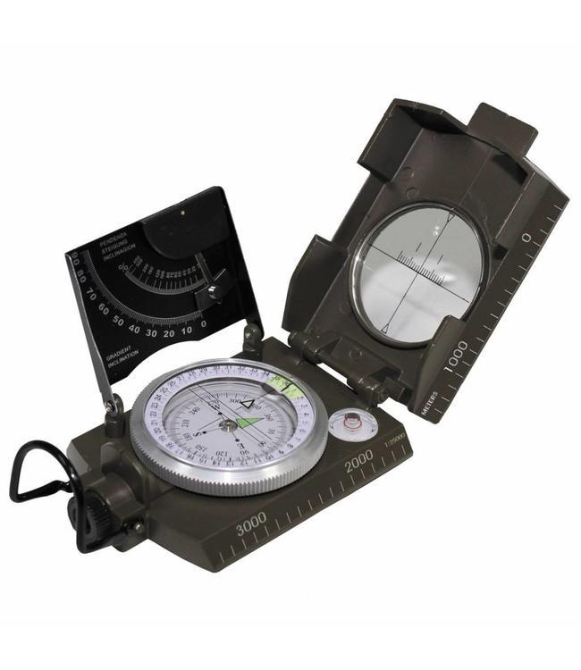 IT Kompas, metal behuizing, liquid cushioned