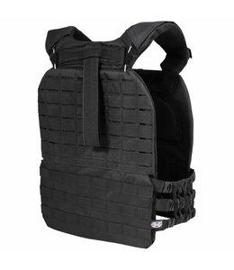 "Tactical Vest, ""Laser Molle"", Zwart"