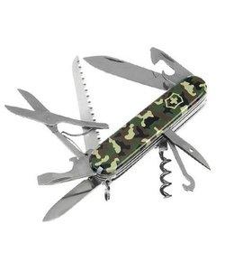 Victorinox Zakmes, SwissArmy, Huntsman, camouflage, op blister