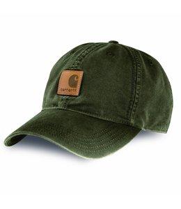 Carhartt Workwear Odessa pet met logo Leger Groen