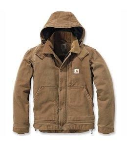 Carhartt Workwear Sandstone 'Full-swing' Caldwell Jacket Carhartt Brown