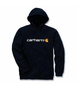 Carhartt Workwear Signature logo hooded sweater