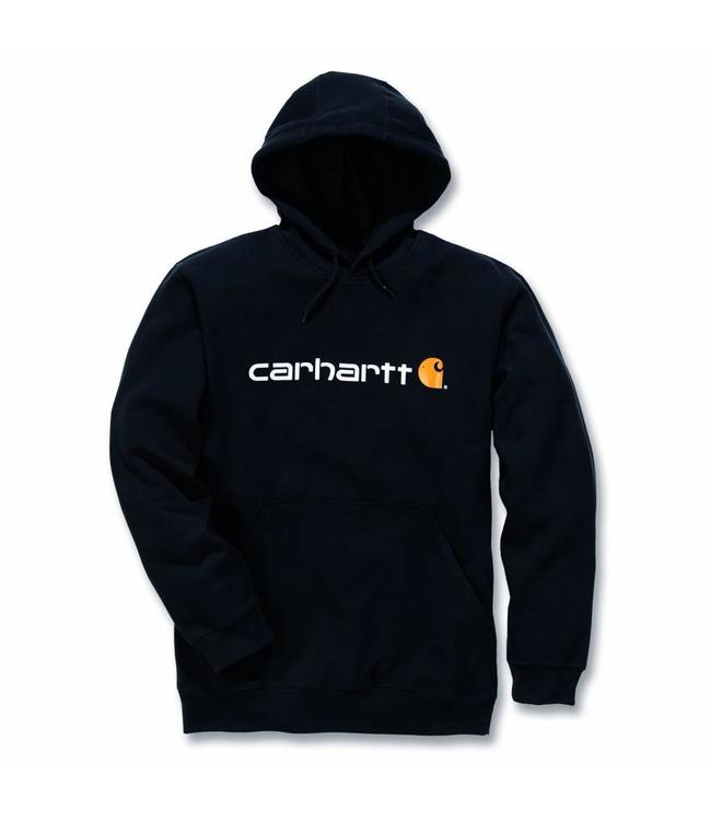 Carhartt Workwear Signature logo hooded sweater