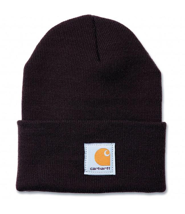Carhartt Workwear Watch Cap Dark Brown