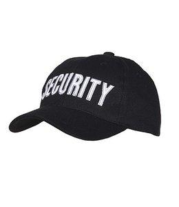 Baseball pet Security Zwart
