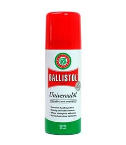 Ballistol Universele wapenolie Spray 50ml Ballistol