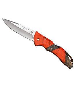 Buck Bantam BLW Orange Camo Mossy Oak Inklapbaar Zakmes