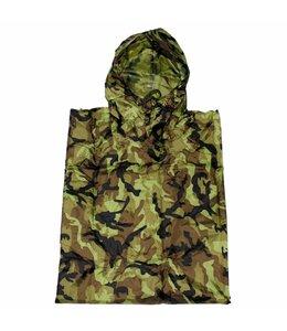 US Poncho, Rip Stop, M 95 CZ camouflage 144 x 223