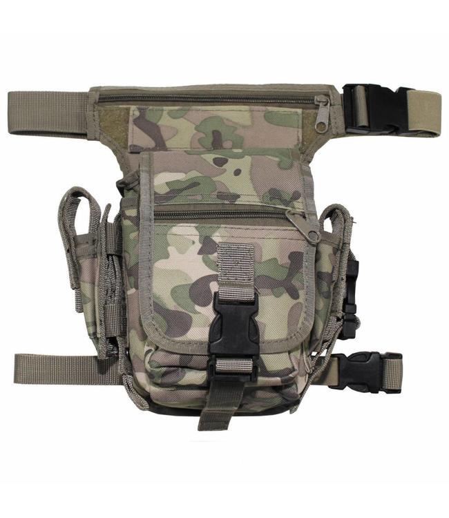 Heuptas, operation camouflage, leg- and beltfixing