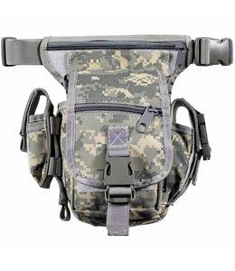 Heuptas, AT-digital camouflage, leg- and beltfixing