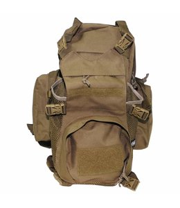 """Operations Rugzak, """"MOLLE"""", coyote tan"""