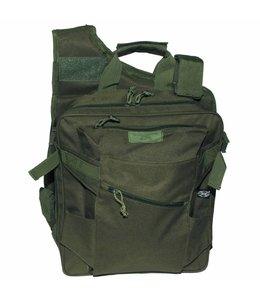 Vest, Rugzak and Bag in one, OD Groen