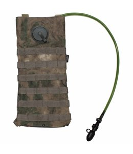 """Hydration Pack, """"Molle"""", 2,5 l, HDT camouflage Groen"""