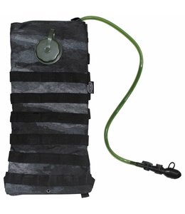 """Hydration Pack, """"Molle"""", 2,5 l, HDT camouflage grijs"""