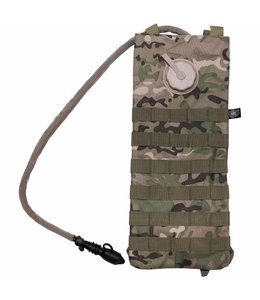 """Hydration Pack, """"Molle"""",met  2,5 l, operation camouflage"""
