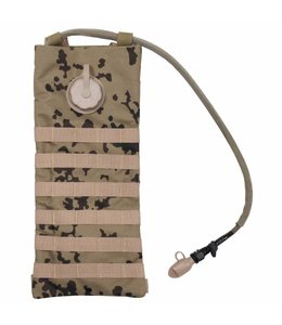 """Hydration Pack, """"Molle"""", met  drinking cup 2,5l BWtropicalc"""