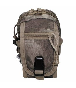 """Utility Pouch, """"Molle"""", small, HDT camouflage"""