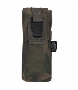 """Radio Pouch, """"Molle"""", HDT camouflage Groen"""