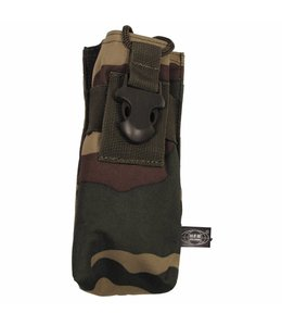 """Radio Pouch, """"Molle"""", woodland camouflage"""