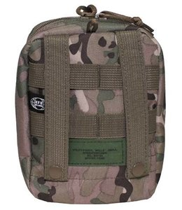 "Utility Pouch, ""Molle"", small, operation camouflage"