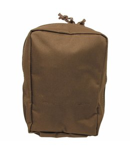 "Utility Pouch, ""Molle"", small, coyote tan"