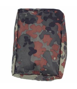 "Utility Pouch, ""Molle"", small, BW camouflage"