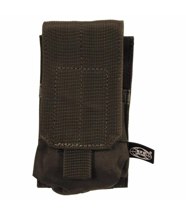 "Ammu Pouch, single, ""Molle"", OD Groen"