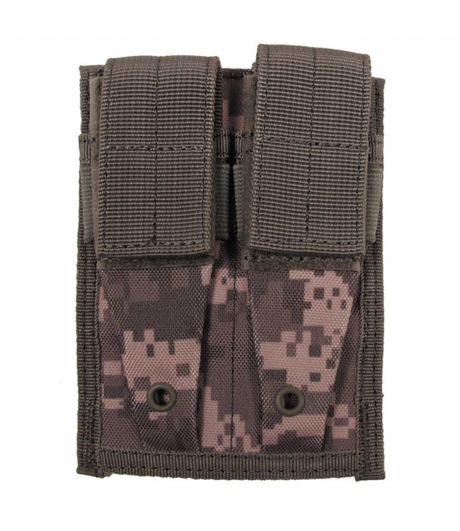 "Ammo Pouch, double, ""Molle"", small, AT-digital"