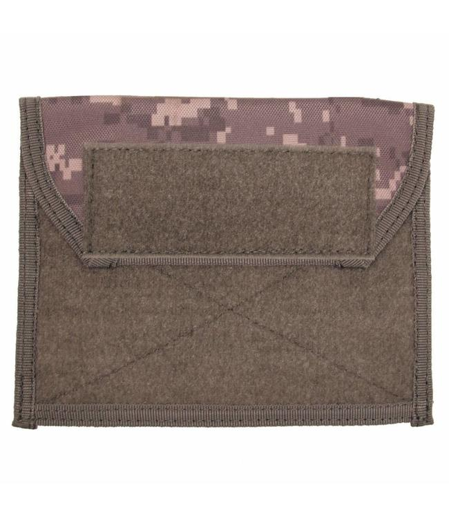 "Chest Pouch met Klittenband, ""Molle"", AT-digital camouflage"