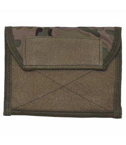 """Chest Pouch met Klittenband, """"Molle"""", operation camouflage"""