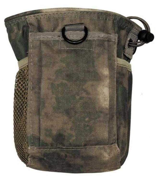 "Bullet/Dump Pouch, ""Molle"", HDT camouflage Groen"