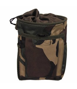 """Bullet/Dump Pouch, """"Molle"""", woodland camouflage"""