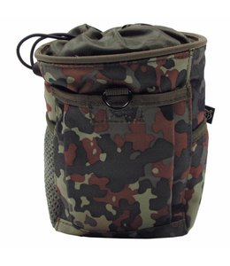 "Bullet/Dump Pouch, ""Molle"", BW camouflage"