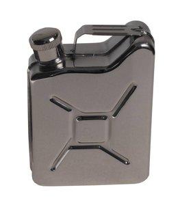 "Flakon ""Jerry Can"", RVS, 170 ml"