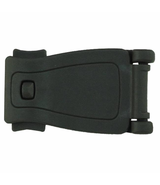 "Adapter-Clip, plastic, ""Molle"", OD Groen"