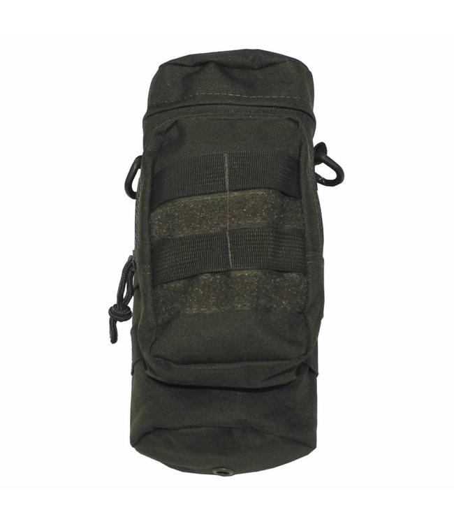 "Bag, round, ""MOLLE"", OD Groen"