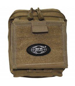"Map Case, ""MOLLE"", coyote tan"