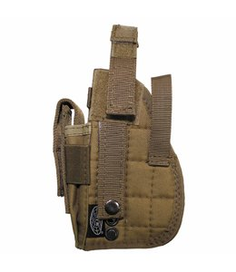 """Tactical Holster, """"Molle"""", coyote"""